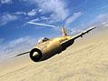 Letečtí stíhači v boji