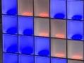 Radek Lébl s projektem X-LIGHT - Svítící skleněné tvárnice