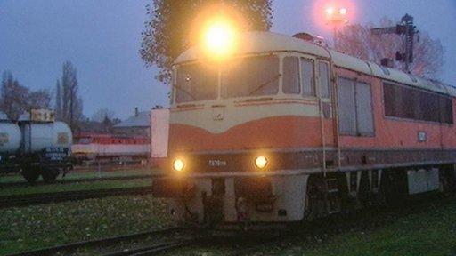 Zašlapané projekty: Lokomotiva