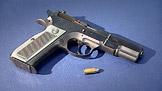 Za�lapan� projekty Pistole CZ 75