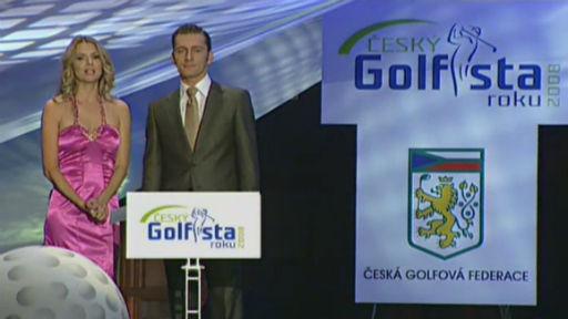 AMSA Český golfista roku