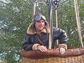 Vzduchoplavec Kráčmera Nad Železnými horami