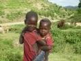 Tsamajské děti (foto: Vlastimil Hamerník)
