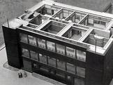 Návrh vily pro oceláře Henryho Böhlera, Jan Letzel 1913
