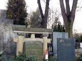 Náhrobek Kláry Květoňové, Brno – Ústřední hřbitov, Jan Letzel