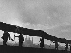 Praha, Letenská pláň; 25. 11. 89. © Jan Šilpoch