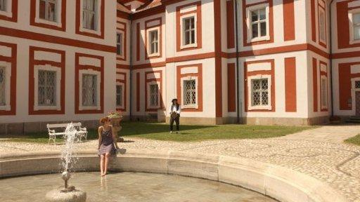 Historické minipříběhy a kuriozity: Mariánská Týnice aneb litinový příběh lásky