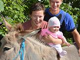 Vašek a Bethany po roce na Malé farmě