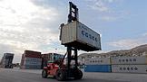 Čínská pomoc Řecku (foto © ISIFA)
