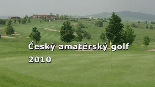 Český amatérský golf 2010