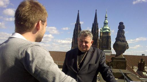 Rok pražským arcibiskupem