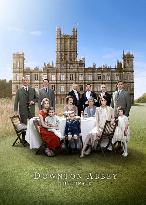 Plakát k poslední sérii