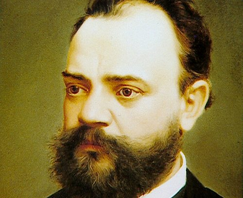 antonín dvořák Antonín dvorák, soundtrack: arrival antonin dvorak was a son of butcher, but he  did not follow his father's trade while assisting his father part-time, he studied.