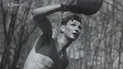 Sportovci - hrdinové: Boxer Vilda Jakš
