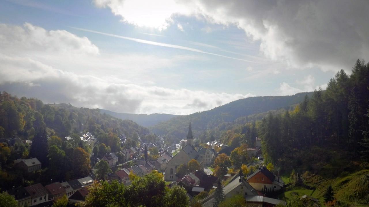 Národní klenoty: Krušné hory - Krajina horníků