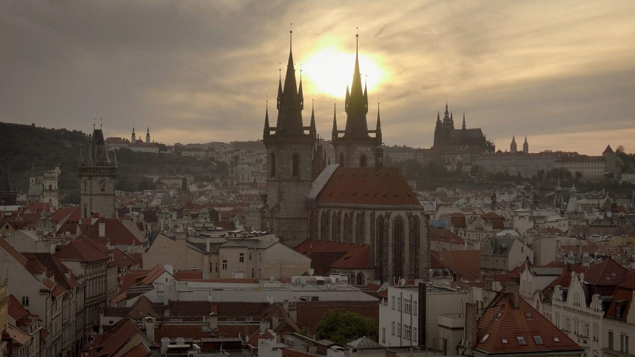 Národní klenoty: Praha - Tři odstíny rozmanitosti