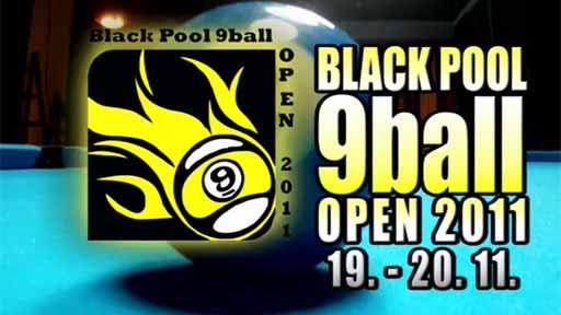 Black pool open 2011