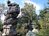 Divočina bez hranic Park Narodowy Gór Stołowych