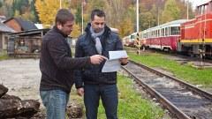 Tajemství železnic s Martinem Dejdarem (Foto: Rostislav Šimek)