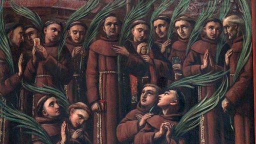 Blahořečení čtrnácti pražských mučedníků