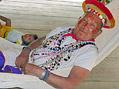 Nová džungle – nejstarší známý šaman vAmazonii (v době natáčení měl 102 let a nechal se natáčet vůbec poprvé).