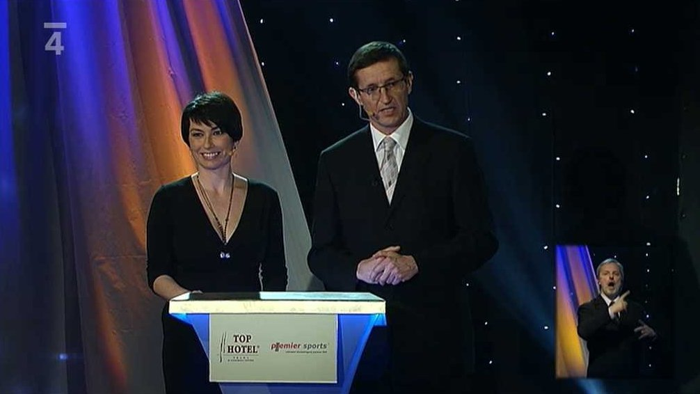 Nejlepší handicapovaný sportovec roku 2011: Slavnostní předávání cen