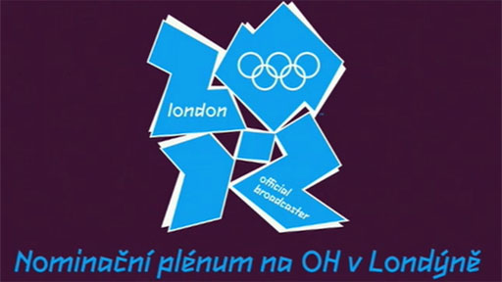 Nominační plénum na OH v Londýně