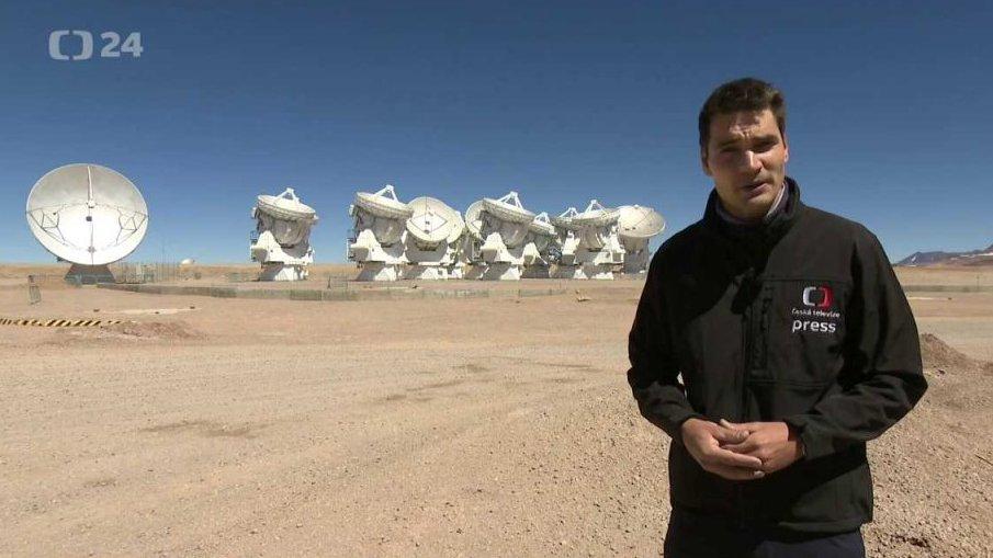 Hyde Park Civilizace: Evropská jižní observatoř v chilské poušti Atacama