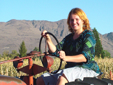 Jeden rok s Fulbrightem Andrea Beláňová