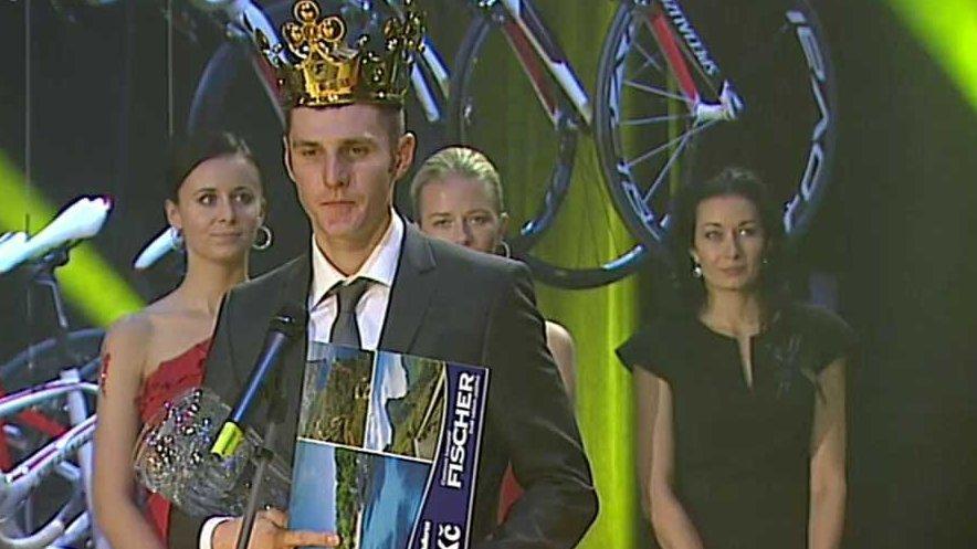 Král cyklistiky 2012