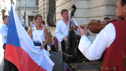 Česká republika v Arles