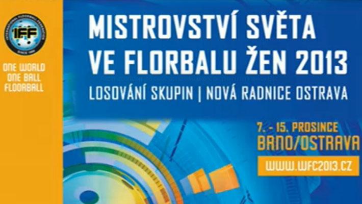 TK k MS ve florbalu žen 2013 v Česku: Tisková konference k MS
