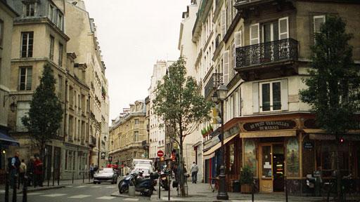 Queer: Café Marais
