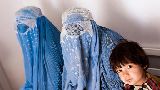 Ženy v zemi Tálibánu