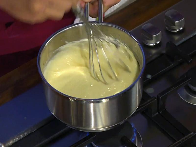 Vanilková omáčka