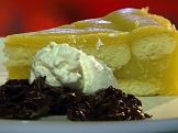 Jablkov� dort se��leha�kou