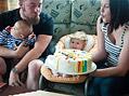 Amálčiny třetí narozeniny