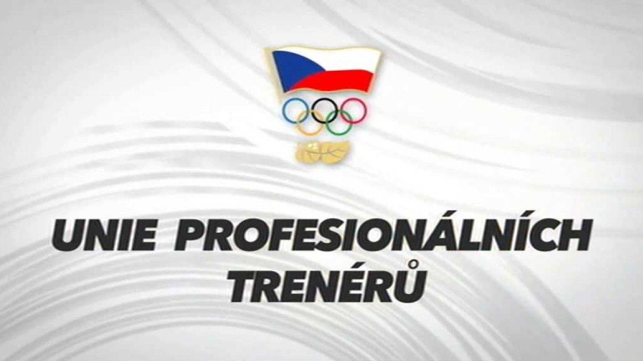 Slavnostní večer Unie profesionálních trenérů