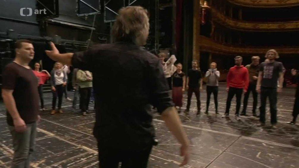 Backstage: Krakatit