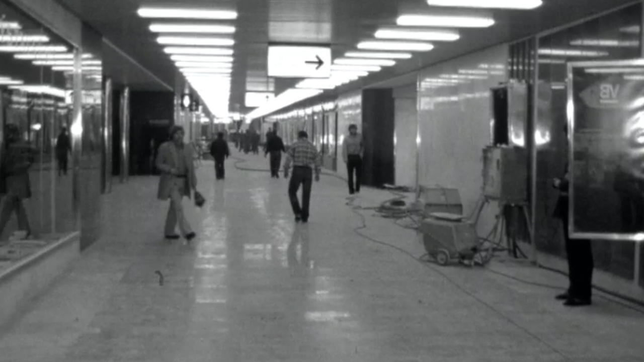 Stanice metra Hradčanská