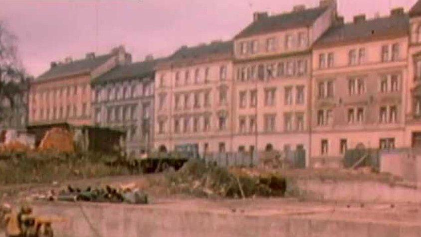 Přestavba Žižkova: 1980