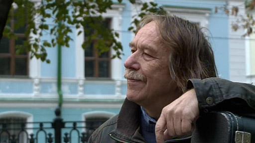 Jarek v Moskvě
