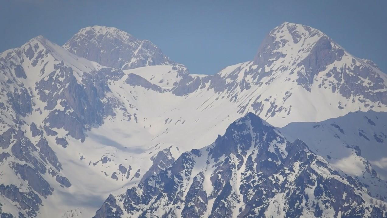 Bedekr: Rakouské Alpy