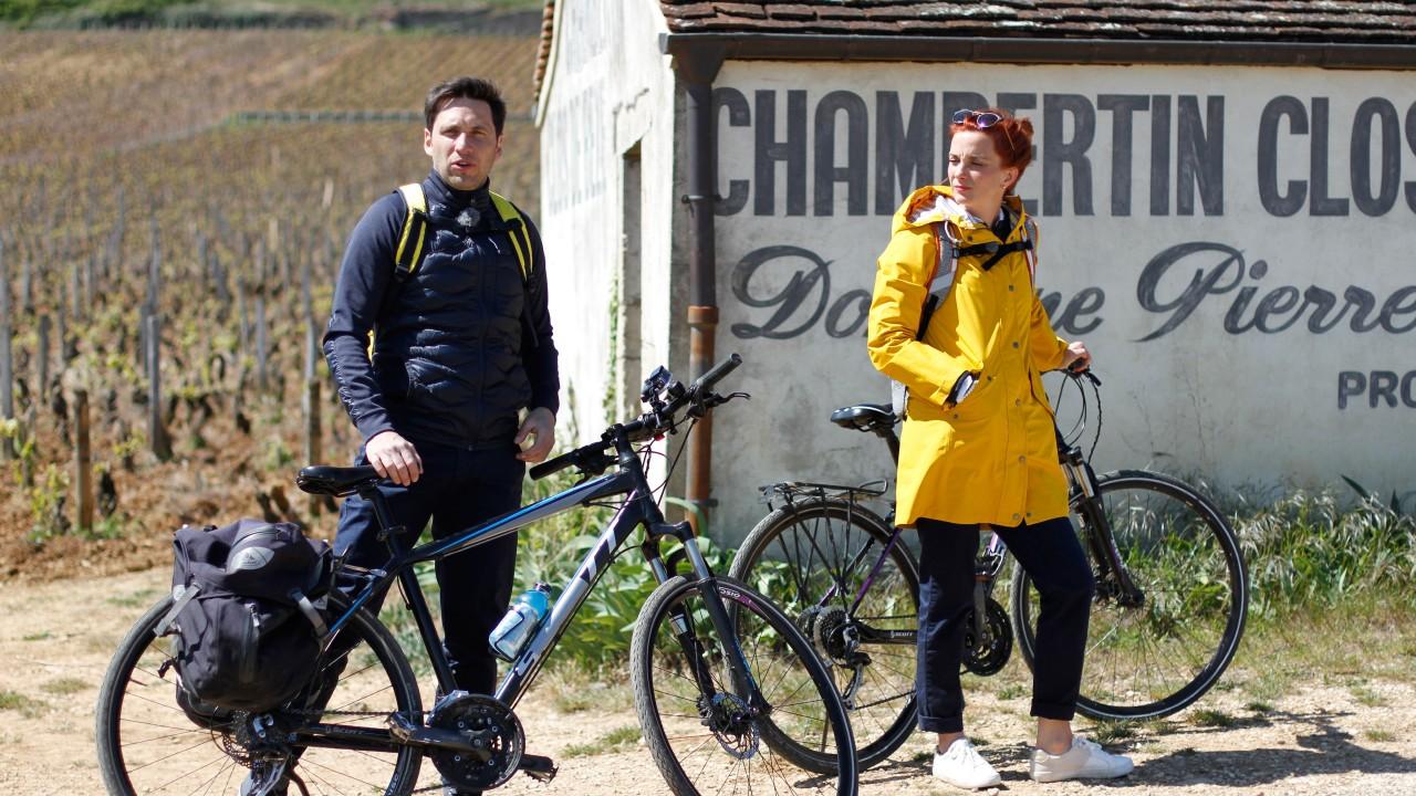 Bedekr: Burgundsko na kolech