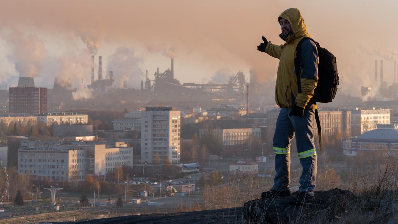 Jít za svým snem: Viktor Mácha, industriální fotograf