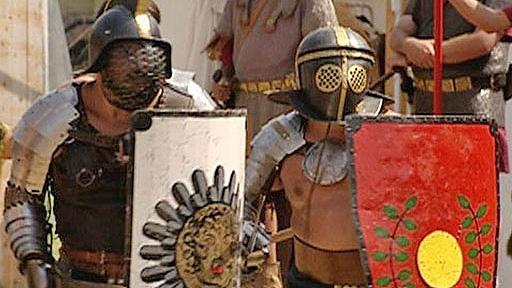 Římané za humny!