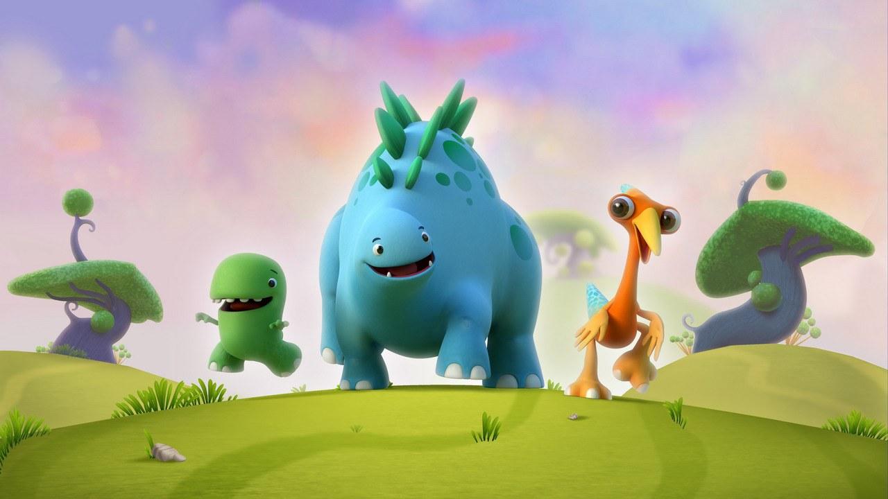Výsledek obrázku pro dinosauří kamarádi