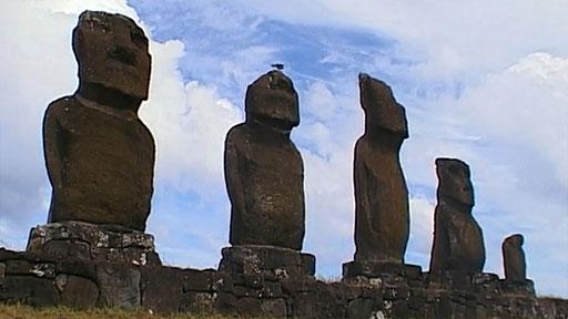 Cestománie: Chile - Velikonoční ostrov - Tajemní svědkové