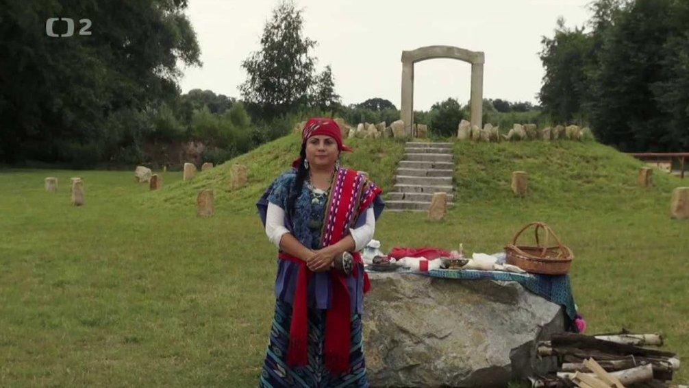 Nedej se!: Šamani - cesta člověka