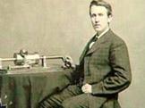 První záznam na fonograf (6.12.1877)